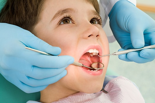 childrens dentist North Wales PA 19454